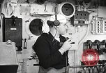 Image of Navy sailor standing watch United States USA, 1943, second 12 stock footage video 65675059921