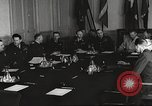 Image of General Vandenberg Berlin Germany, 1950, second 4 stock footage video 65675059923
