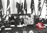 Image of General Vandenberg Berlin Germany, 1950, second 9 stock footage video 65675059923
