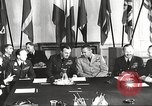 Image of General Vandenberg Berlin Germany, 1950, second 11 stock footage video 65675059923