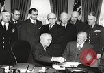 Image of President Truman Washington DC USA, 1951, second 1 stock footage video 65675059928