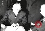 Image of President Truman Washington DC USA, 1951, second 12 stock footage video 65675059928