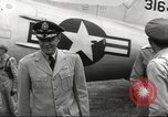 Image of General Vandenberg Taegu Korea, 1951, second 5 stock footage video 65675059930