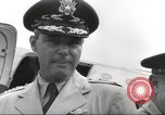 Image of General Vandenberg Taegu Korea, 1951, second 7 stock footage video 65675059930