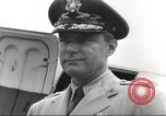 Image of General Vandenberg Taegu Korea, 1951, second 8 stock footage video 65675059930