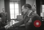 Image of General Vandenberg Virginia United States USA, 1951, second 6 stock footage video 65675059935