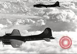 Image of B-17 aircraft European Theater, 1942, second 6 stock footage video 65675059939