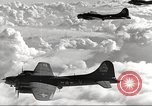 Image of B-17 aircraft European Theater, 1942, second 9 stock footage video 65675059939