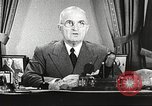 Image of Harry Truman Washington DC USA, 1951, second 1 stock footage video 65675059942
