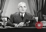 Image of Harry Truman Washington DC USA, 1951, second 2 stock footage video 65675059942