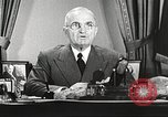 Image of Harry Truman Washington DC USA, 1951, second 3 stock footage video 65675059942