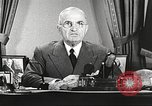 Image of Harry Truman Washington DC USA, 1951, second 5 stock footage video 65675059942