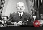 Image of Harry Truman Washington DC USA, 1951, second 6 stock footage video 65675059942