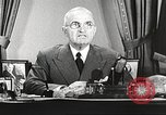 Image of Harry Truman Washington DC USA, 1951, second 7 stock footage video 65675059942