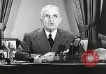 Image of Harry Truman Washington DC USA, 1951, second 9 stock footage video 65675059942