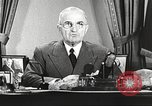 Image of Harry Truman Washington DC USA, 1951, second 10 stock footage video 65675059942