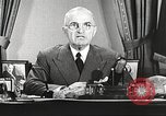 Image of Harry Truman Washington DC USA, 1951, second 11 stock footage video 65675059942