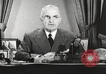Image of Harry Truman Washington DC USA, 1951, second 1 stock footage video 65675059943