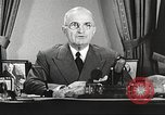 Image of Harry Truman Washington DC USA, 1951, second 2 stock footage video 65675059943