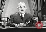 Image of Harry Truman Washington DC USA, 1951, second 3 stock footage video 65675059943