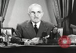 Image of Harry Truman Washington DC USA, 1951, second 4 stock footage video 65675059943