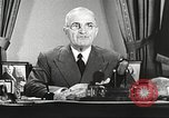 Image of Harry Truman Washington DC USA, 1951, second 6 stock footage video 65675059943