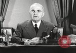 Image of Harry Truman Washington DC USA, 1951, second 7 stock footage video 65675059943