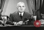 Image of Harry Truman Washington DC USA, 1951, second 9 stock footage video 65675059943