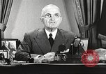Image of Harry Truman Washington DC USA, 1951, second 10 stock footage video 65675059943