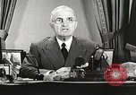 Image of Harry Truman Washington DC USA, 1951, second 11 stock footage video 65675059943