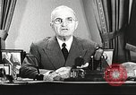 Image of Harry Truman Washington DC USA, 1951, second 12 stock footage video 65675059943