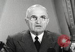 Image of Harry Truman Washington DC USA, 1951, second 2 stock footage video 65675059944