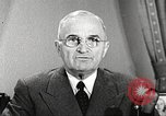 Image of Harry Truman Washington DC USA, 1951, second 3 stock footage video 65675059944