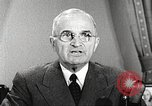 Image of Harry Truman Washington DC USA, 1951, second 4 stock footage video 65675059944