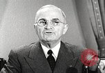 Image of Harry Truman Washington DC USA, 1951, second 5 stock footage video 65675059944