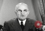 Image of Harry Truman Washington DC USA, 1951, second 6 stock footage video 65675059944