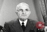 Image of Harry Truman Washington DC USA, 1951, second 8 stock footage video 65675059944