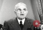 Image of Harry Truman Washington DC USA, 1951, second 9 stock footage video 65675059944