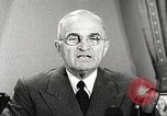 Image of Harry Truman Washington DC USA, 1951, second 10 stock footage video 65675059944