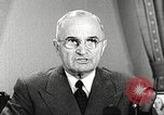 Image of Harry Truman Washington DC USA, 1951, second 11 stock footage video 65675059944