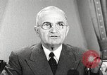 Image of Harry Truman Washington DC USA, 1951, second 6 stock footage video 65675059945