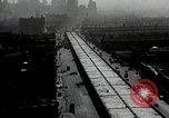 Image of elevated highway New York United States USA, 1930, second 2 stock footage video 65675059948