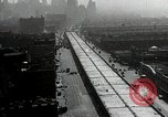 Image of elevated highway New York United States USA, 1930, second 4 stock footage video 65675059948