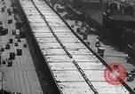 Image of elevated highway New York United States USA, 1930, second 9 stock footage video 65675059948