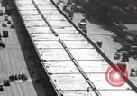 Image of elevated highway New York United States USA, 1930, second 11 stock footage video 65675059948