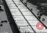 Image of elevated highway New York United States USA, 1930, second 12 stock footage video 65675059948
