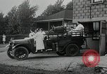Image of female fire fighters Chalfont Pennsylvania USA, 1930, second 4 stock footage video 65675059952