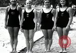 Image of diving practice Briarcliff Manor New York USA, 1930, second 2 stock footage video 65675059955