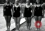 Image of diving practice Briarcliff Manor New York USA, 1930, second 5 stock footage video 65675059955
