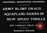 Image of Army airship Virginia United States USA, 1931, second 2 stock footage video 65675059963
